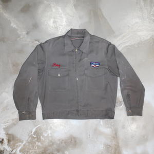 "Hand Picked Vintage: Mobil Gas Station Jacket ""Ray"""