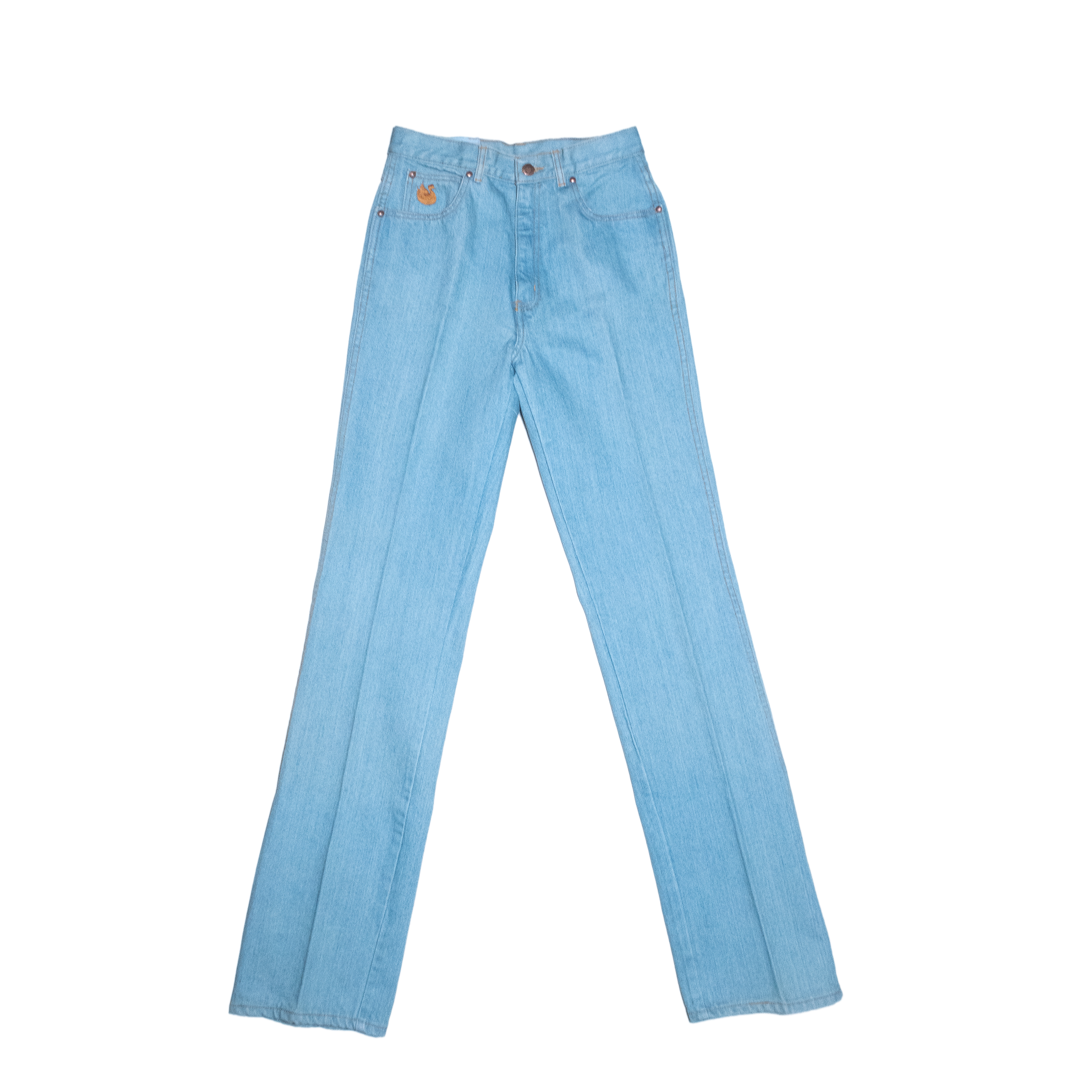Hand Picked Vintage: Gloria Vanderbilt for Murjani Denim Trouser