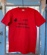 Load image into Gallery viewer, Bahamas Souvenir T-shirt