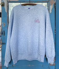 Load image into Gallery viewer, Russell Athletic Heather Grey Sweatshirt