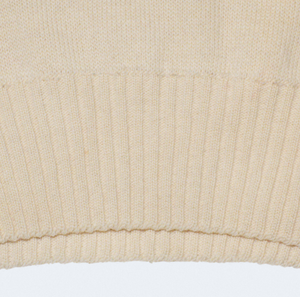 Hand Picked Vintage: Lamb Knit Goods Co. Wool Letterman Sweater