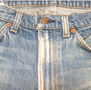 Hand Picked Vintage: Levi's 505