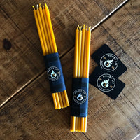 Beeswax Candles From Pure Raw Beeswax
