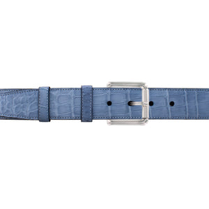 "1 1/2"" Arctic Classic Belt with Austin Casual Buckle in Polished Nickel"