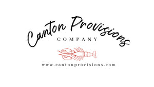 Canton Provisions Gift Card $25-$200 (Email Gift Card)