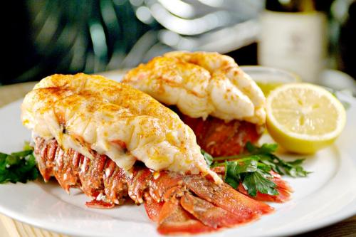 South African Lobster Tail (Single Tail)