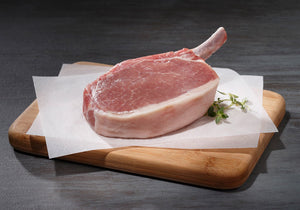 12 oz. Bone-In Premium French Cut Pork Chop