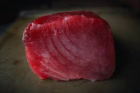 Yellow Fin Tuna #1 Sushi Grade 6 oz. Center Cut