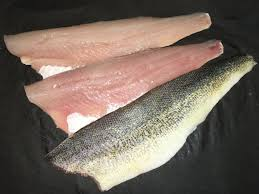 Fresh 8-10 oz Lake Erie Walleye Fillet