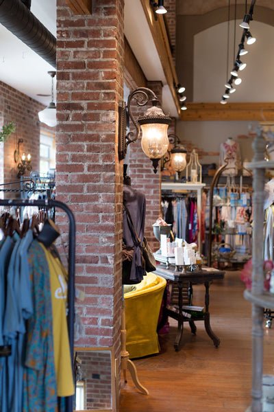 Inside Broadway Boutique