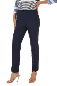 Krazy Larry Solid Ankle Pant