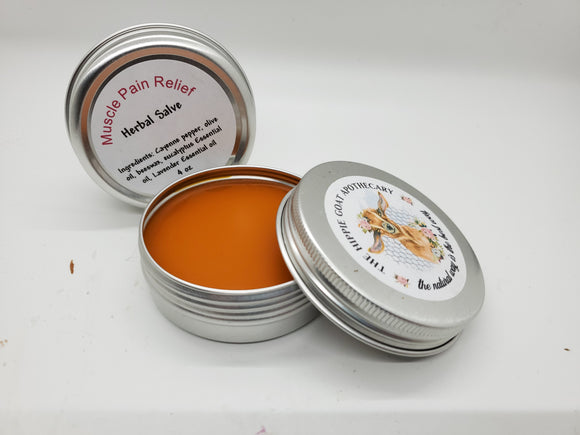 Muscle Heat Salve