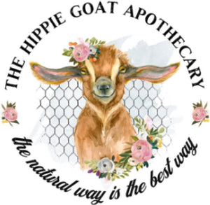 The Hippie Goat Car magnet