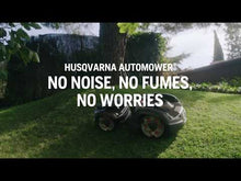 Load and play video in Gallery viewer, Husqvarna 310 Automower