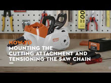 Load and play video in Gallery viewer, STIHL MSA 220 C BQ