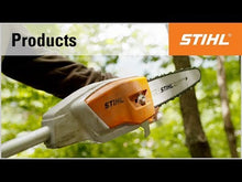 "Load and play video in Gallery viewer, STIHL HTA 85 Cordless 12"" Pole Pruner"