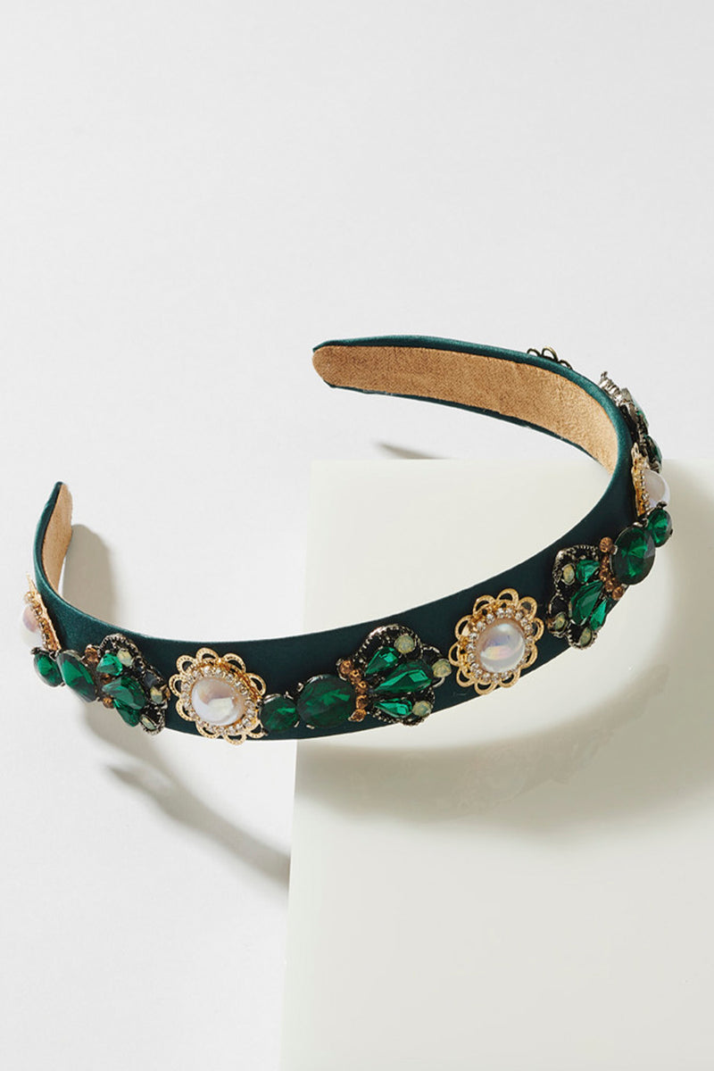 THIN JEWELLED HEADBAND