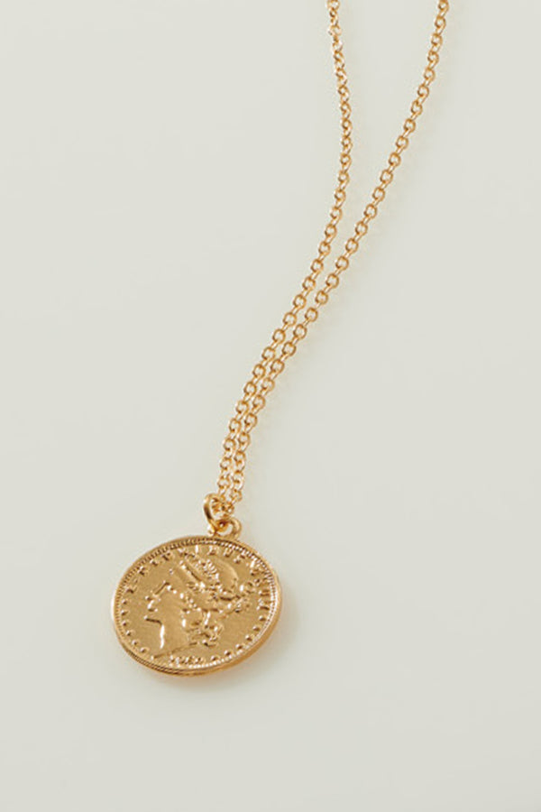 CIEN COIN NECKLACE