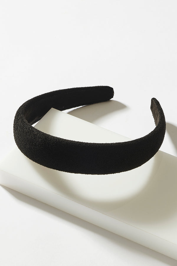 THIN SUEDE HEADBAND