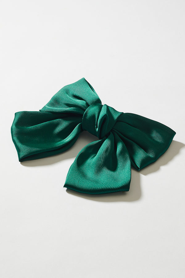 SILK ROXY BOW