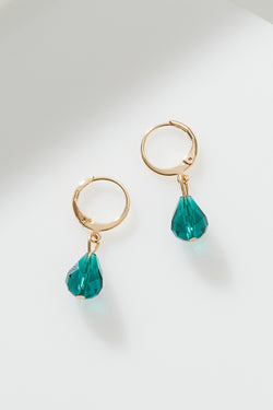 TURQUOISE JEWEL EARRINGS