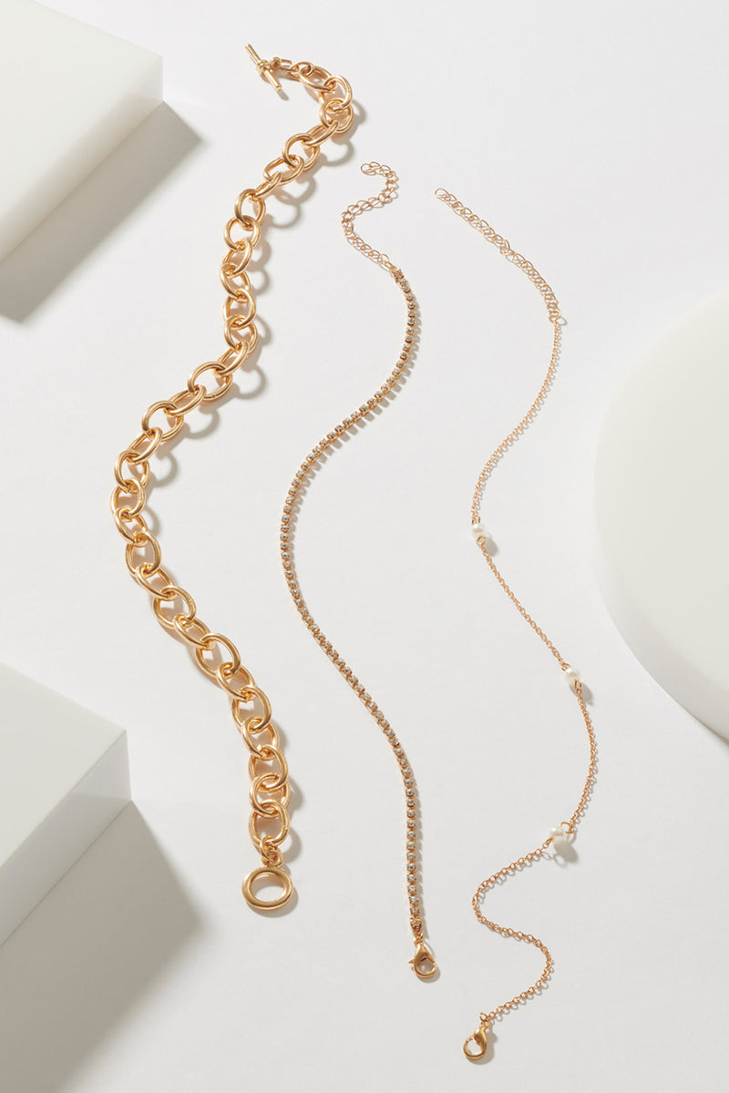 IN THE DETAILS LAYERED NECKLACE | Roxy Jacenko Accessories