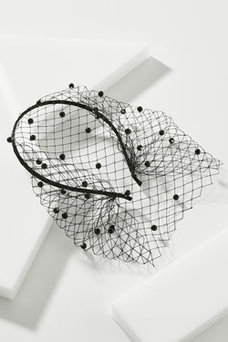 THE GRACE VEIL HEADBAND