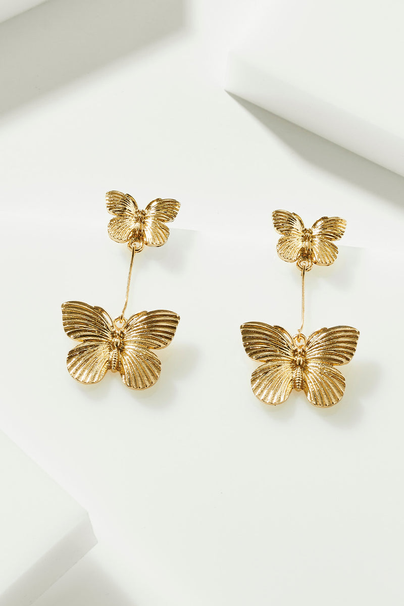 THE FLUTTER EARRINGS