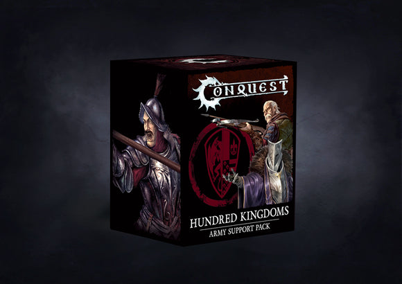 Hundred Kingdoms: Army Support Pack W2
