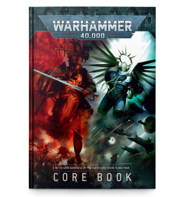 [PREPEDIDO] Warhammer 40000: Core Book (English)