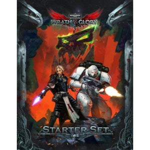 Warhammer 40,000 Roleplay Wrath & Glory: Starter Set