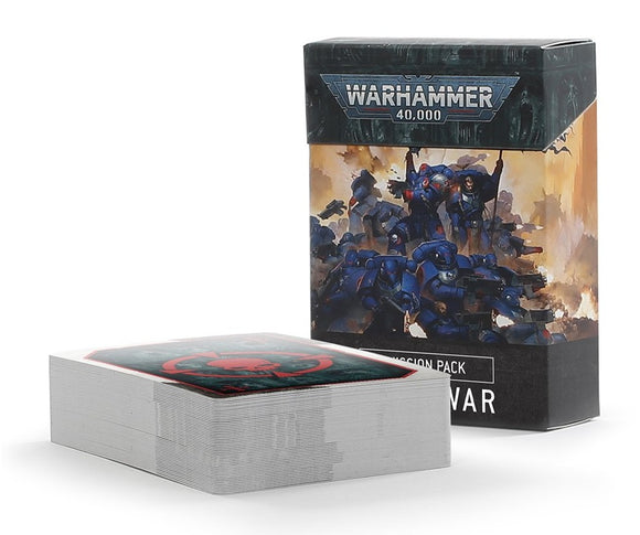 [PREPEDIDO] WH40K Mission Pack: Open War (English)