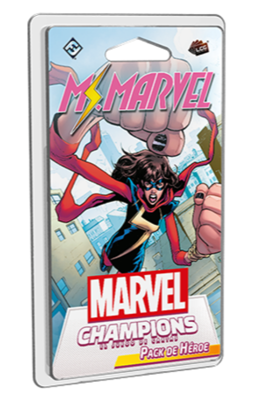 Ms. Marvel - Pack de Héroe