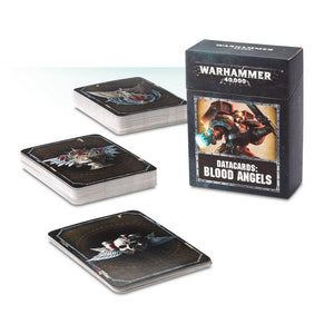 Datacards: Blood Angels (Inglés)