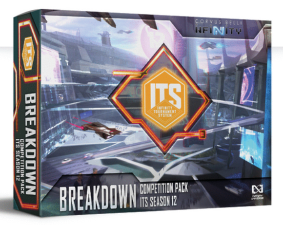 Competition Pack ITS Season 12: Breakdown