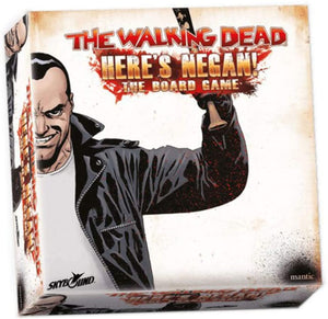 Here's Negan Board Game