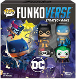POP! Funkoverse Strategy Game - DC Comics