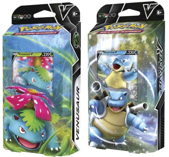 Pokémon TCG - V Battle Deck