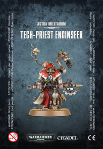 ASTRA MILITARUM TECH-PRIEST ENGINSEER