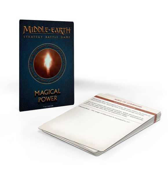 Magical Powers Card Pack (Inglés)