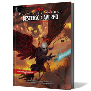 D&D Descenso a Averno