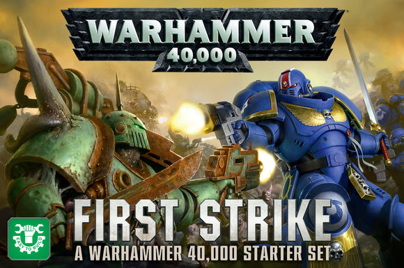 WARHAMMER 40000: FIRST STRIKE (ENGLISH)