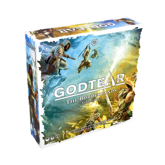 Godtear: the Borderlands Starter set (inglés)