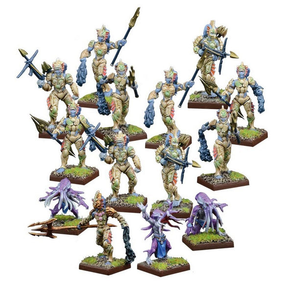 Trident Realm - Warband Set