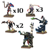 Undead - Warband Set