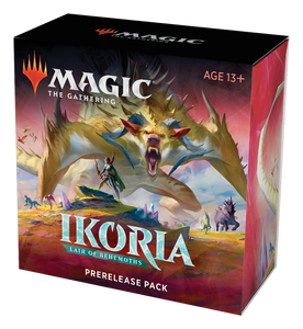 Pack de presentación de Ikoria: Lair of Behemoths