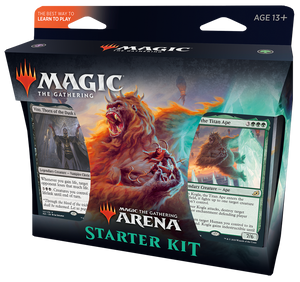 Kit de inicio de Magic Arena (español)