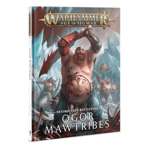 BATTLETOME: OGOR MAWTRIBES (ENGLISH)