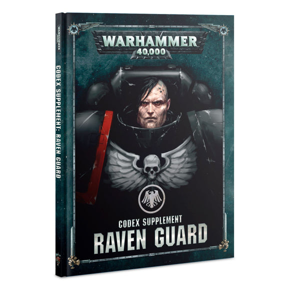 Codex Supplement: Raven Guard (Inglés)