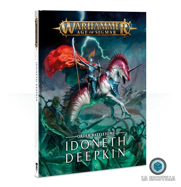 BATTLETOME: IDONETH DEEPKIN (ENGLISH)